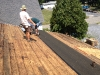 New Roof - Laying